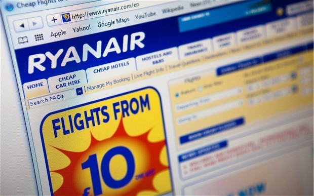 Google will 'change the way people buy airline tickets forever', says Ryanair boss