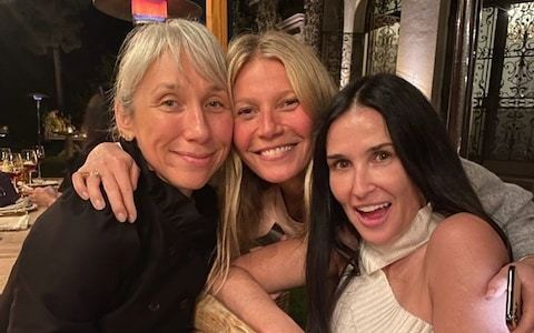 Gwyneth Paltrow hosted a 'make-up free' party. I know first hand how empowering it can be
