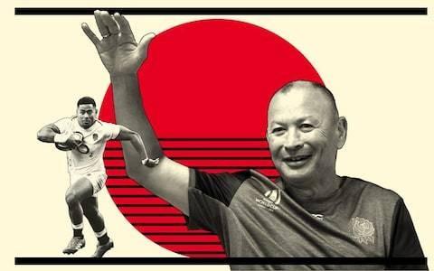 How Eddie Jones rebuilt England: The inside story of 'scary Eddie's' battles to make his team World Cup contenders
