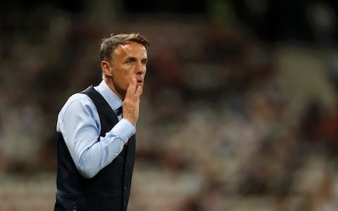 Phil Neville defends World Cup rotation policy after England's win over Japan