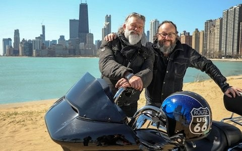 Hairy Bikers: Route 66, episode 1 review: The boys are back but it's more thin gruel than rich gravy