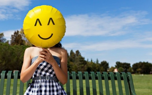 The secret to happiness? Don't sweat the big stuff
