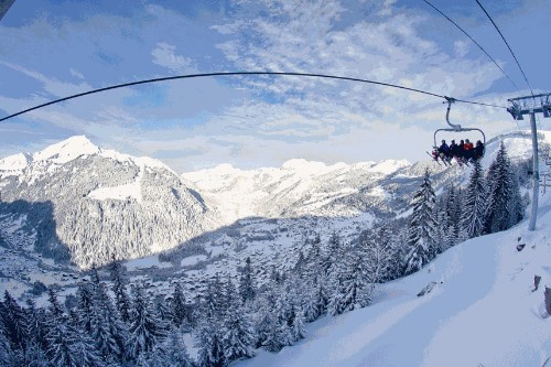 What's new for skiing in Europe?