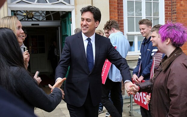 Ed Miliband 'in denial' over Labour's economic record