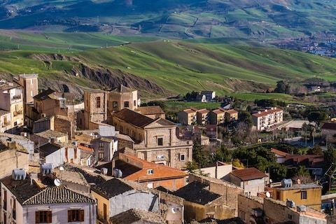 Sicilian town to give away historic houses for free in bid to halt decline