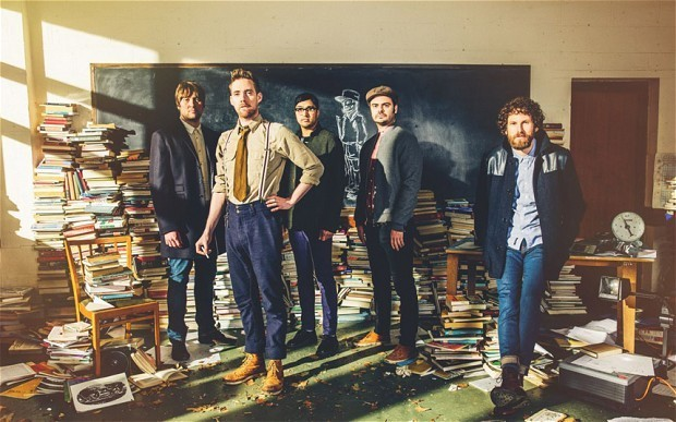 Kaiser Chiefs, Education, Education, Education & War, review