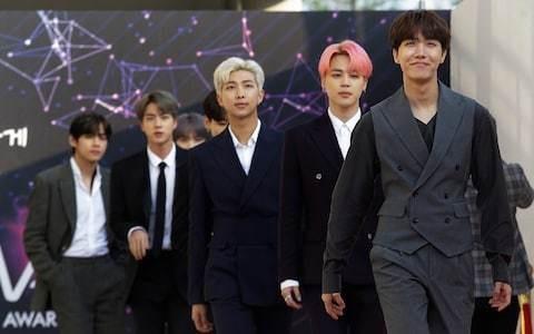 K-pop superstars BTS to take 'extended break'