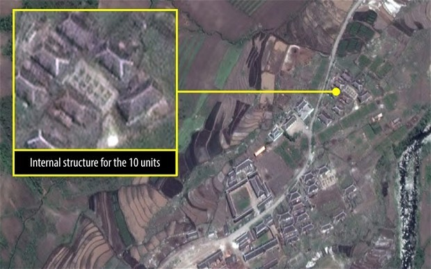 North Korean gulags 'expanding', satellite images show