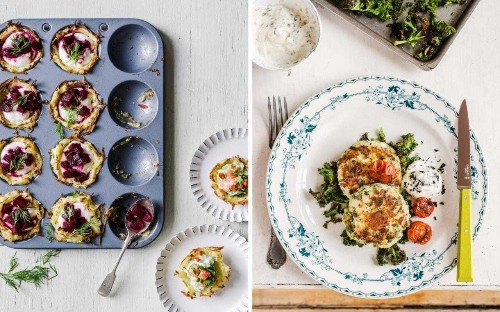 Part-time vegetarian: smart recipes that work just as well with or without meat