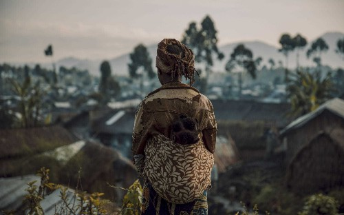 Boy soldiers and girl brides: stolen childhoods in the DRC – photo dispatch