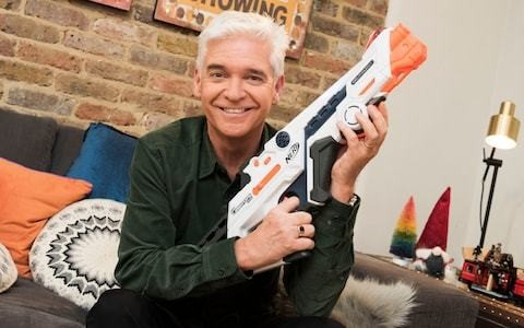 Beige, forever middle-aged, and a little strange: just how nice is Phillip Schofield, really?
