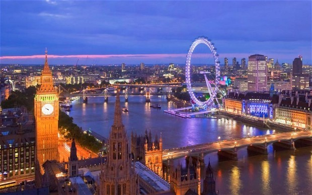 London is city 'with most multimillionaires in the world'