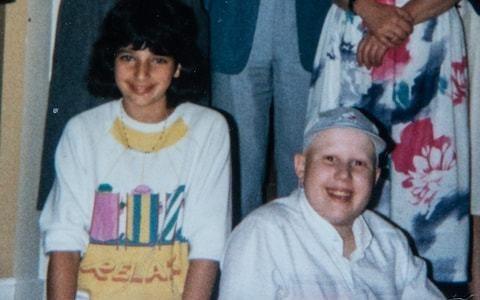 Matt Lucas: Losing my childhood friend changed me