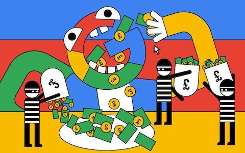 Savers' fury as Google clings on to millions earned from scam financial ads