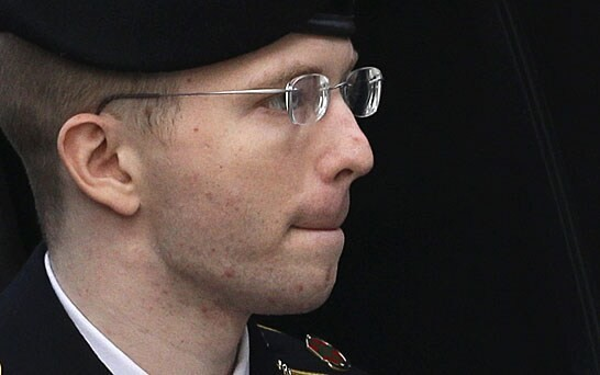 Bradley Manning files request for pardon