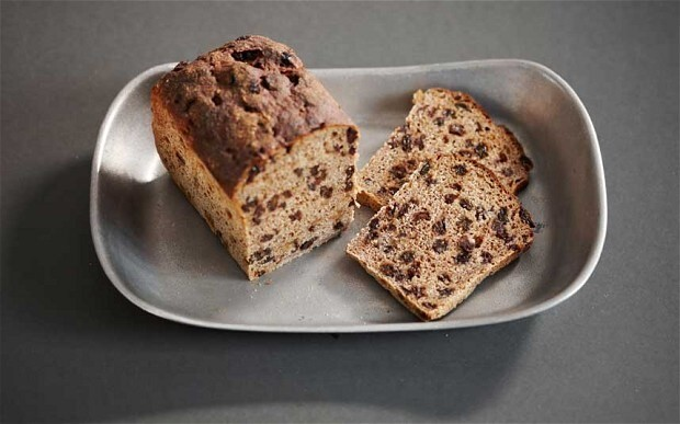 Apple and raisin soda bread recipe
