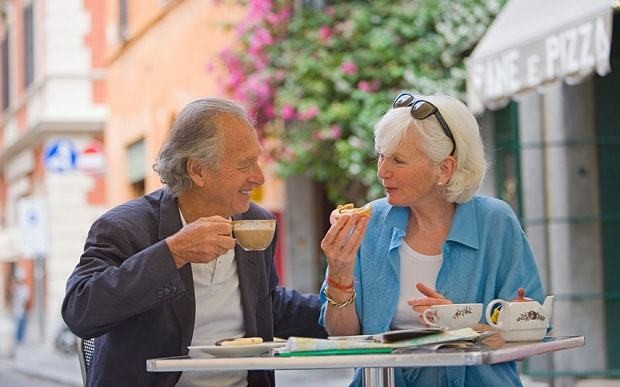 Settling in overseas: older expats know best