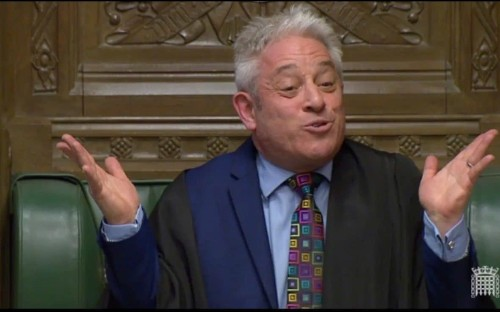 Speaker Bercow may have played a decisive hand in stitching up an even softer Brexit