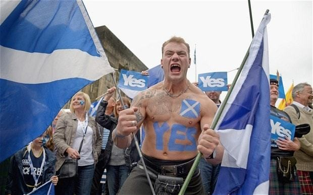 Scottish independence means 'new wave of painful austerity'
