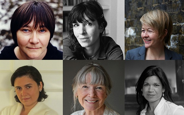 Baileys Women's Prize for Fiction 2015