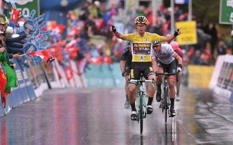 Tour de Romandie 2019, stage four results and standings: Primoz Roglic cements lead with mountaintop win