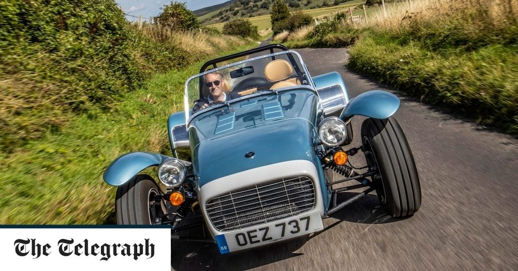 Caterham Super Seven review: the quintessential British sports car is perfect for an Indian summer
