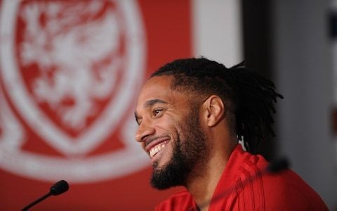 In-form Ashley Williams eyes opportunity with Wales