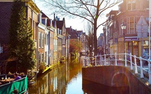 Forget Amsterdam, visit the prettiest town in the Netherlands instead