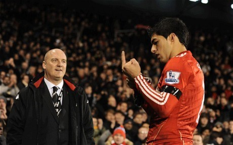 Luis Suarez is being hotly pursued by Arsenal...but do the club's supporters actually want the Liverpool striker?