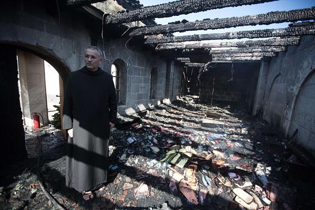 Six graves desecrated in Catholic graveyard near Jerusalem