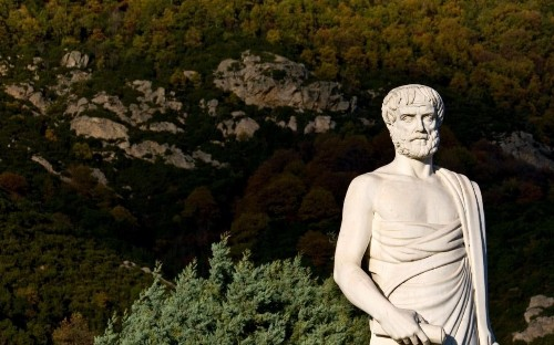 Leading private school uses Greek philosophers to teach pupils how to spot 'fake news'