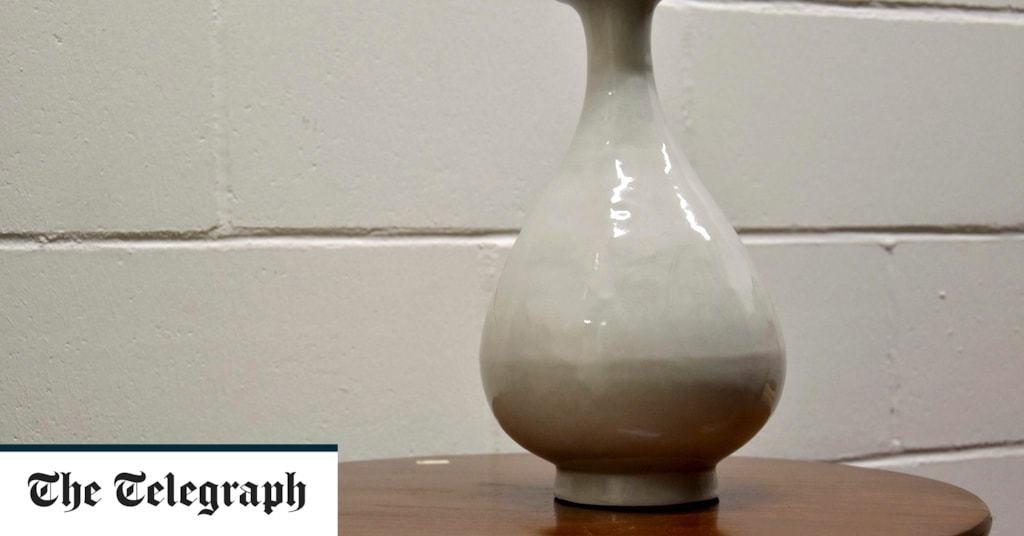 £2.5m vase stolen in 2019 Swiss burglary found in Mayfair