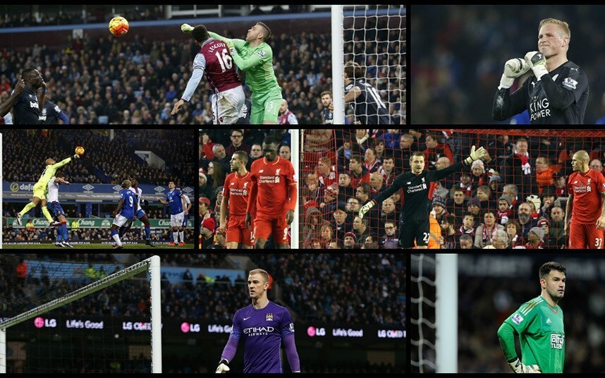Ranking the 20 best goalkeepers in the Premier League in 2015 - Telegraph