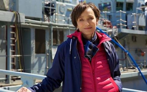 Kristin Scott Thomas: my grandfather saved thousands at Dunkirk