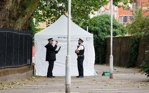 Stratford murder: Fourth man killed after weekend of bloodshed in London