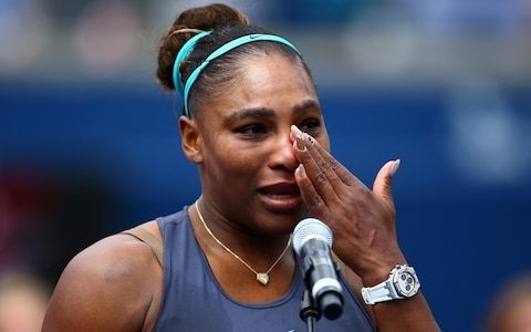 Serena Williams withdraws from Cincinnati Masters with back problems raising questions ahead of US Open
