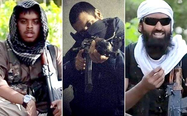 British Isil fighters: everything we know about the three dead Britons