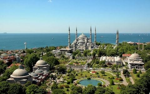 Istanbul attractions: what to see and do in summer