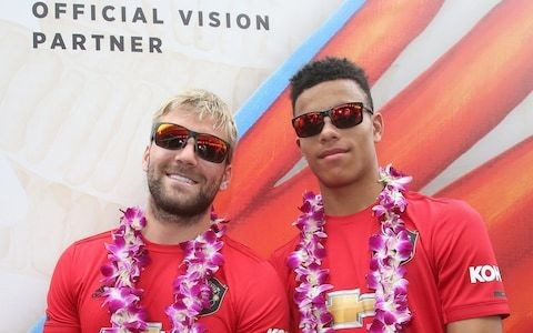 Luke Shaw vows a 'new United' this season after a summer stewing over rivals' European and Title triumphs