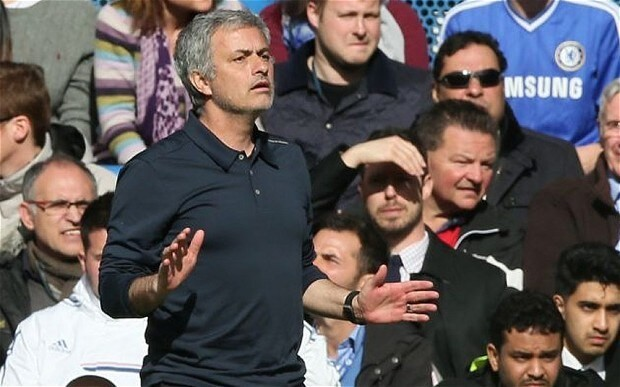 Chelsea's rout of Arsenal underlines another step in transformation under Jose Mourinho
