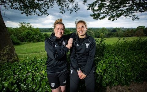 Millie Wood and Danielle Waterman: How player and coach became close friends and Barbarians team-mates