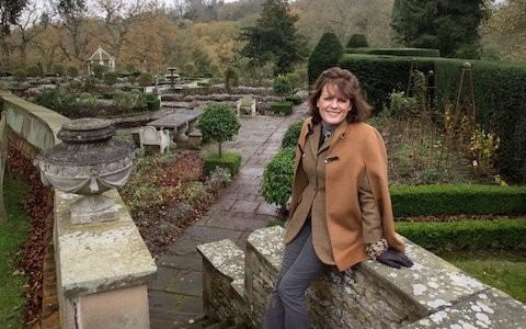Duchess of Rutland: 'I live in a castle but it isn't all breakfast in bed and tiaras'