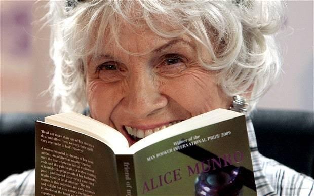 Nobel Prize 2013: how Alice Munro heard she is a Nobel laureate