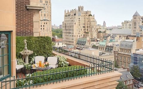 The best luxury hotels in New York