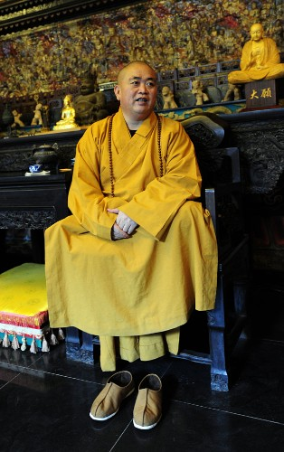 China launches investigation into allegations against Bruce Lee temple abbot
