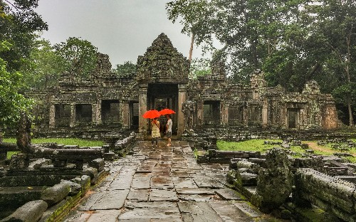 Hero rats, singing puddles and crowd-free ruins: A postcard from Cambodia in rainy season