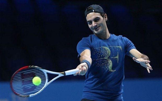 ATP World Tour Finals: Roger Federer tries to silence critics as he faces Novak Djokovic