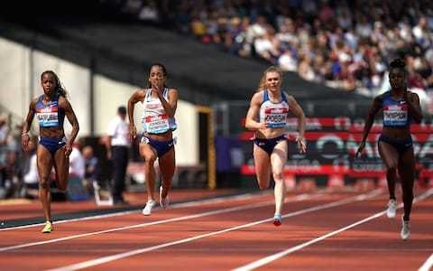 Idols bring very best out of Beth Dobbin one year after she withdrew from Anniversary Games over funding