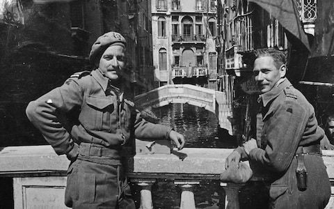 Venice: wartime haven on the Grand Canal