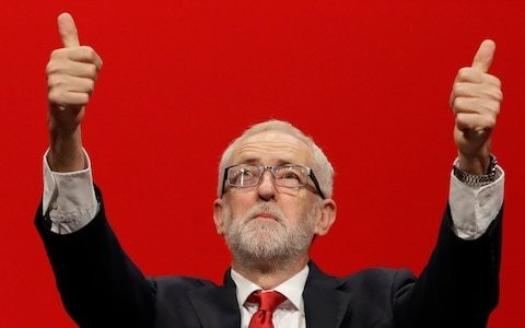 Complacent Tories are taking a dangerous risk in assuming that Corbyn is a busted flush